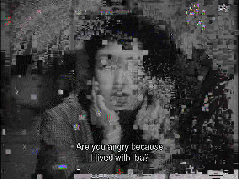 forgotten - 'Are you angry because I lived with Iba?'